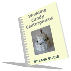 Wedding Candy centerpieces e-book