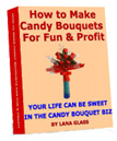 How to make Candy Bouquets ebook