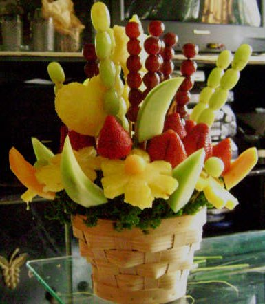 how to make edible arrangements fruit baskets from